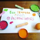 Egg Tempera Paint (like 1000+ Years Ago)