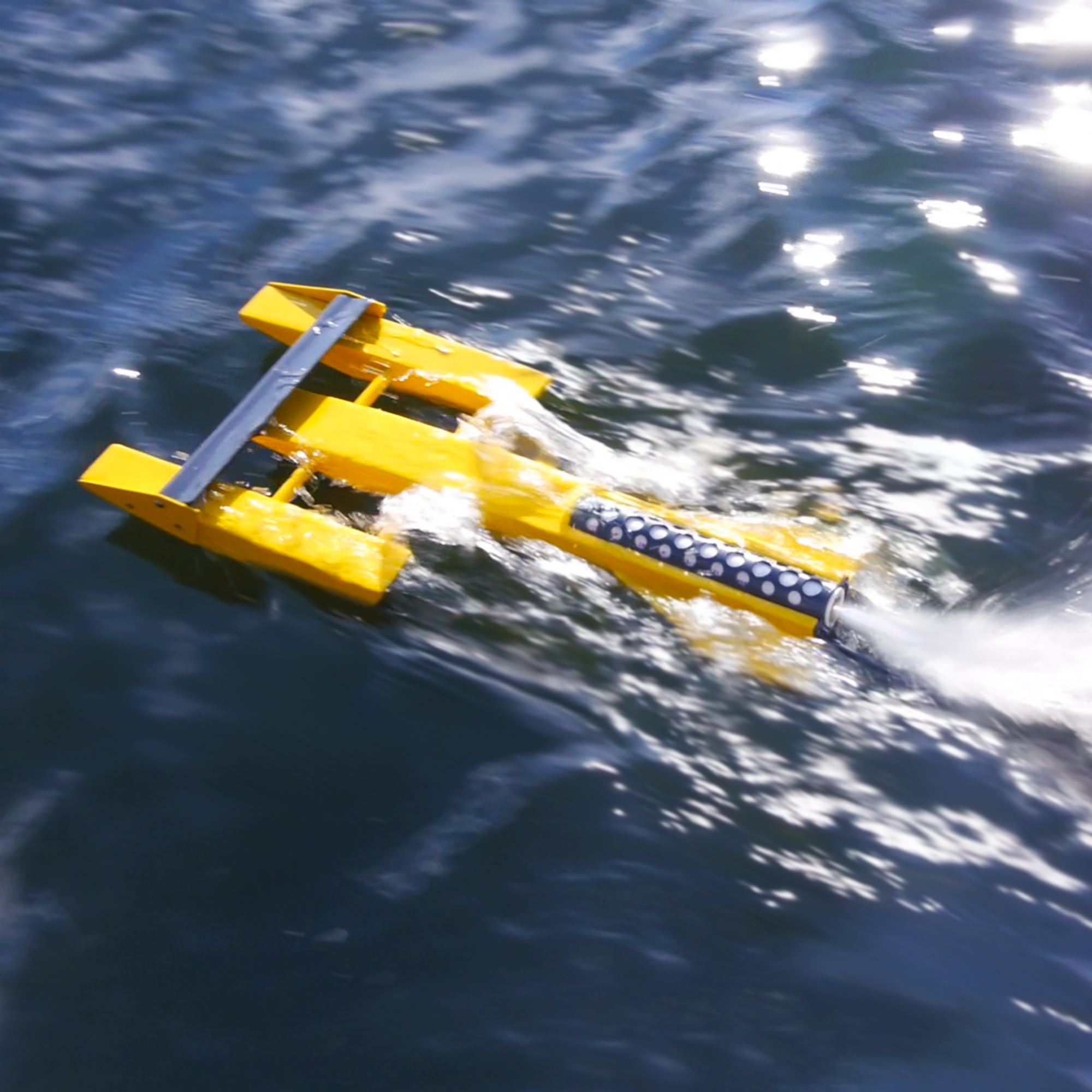 Picture of A Better Rocket Boat