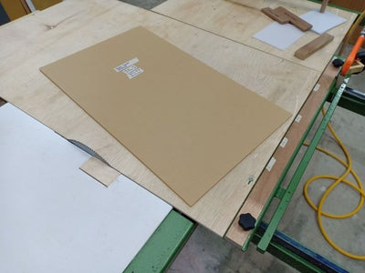 Make Sliding Table Saw Cut Square (without Squaring Tool)