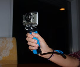 GoPro Hand Mount