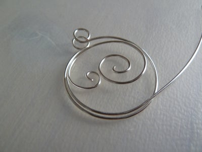 Some More Wire and Swirls