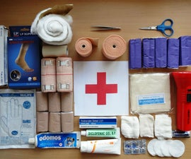 First-Aid kit for cars