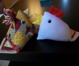 The Chick Pincushion!