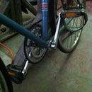 Bike Pedal Straps - FREE
