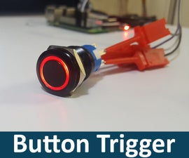 Button Trigger for Google Assistant on the Raspberry Pi