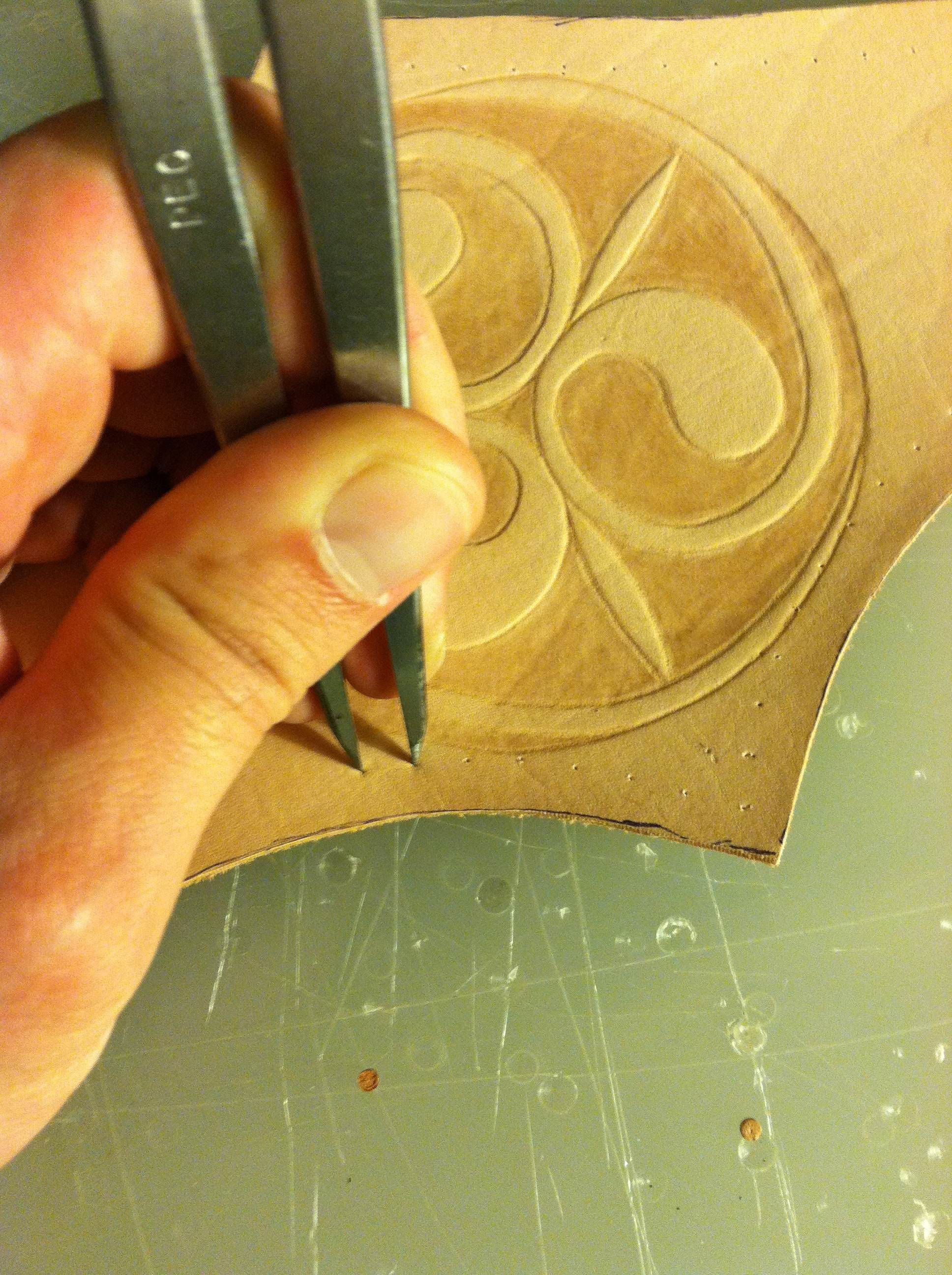 Picture of Leather Tooling and Leatherworking