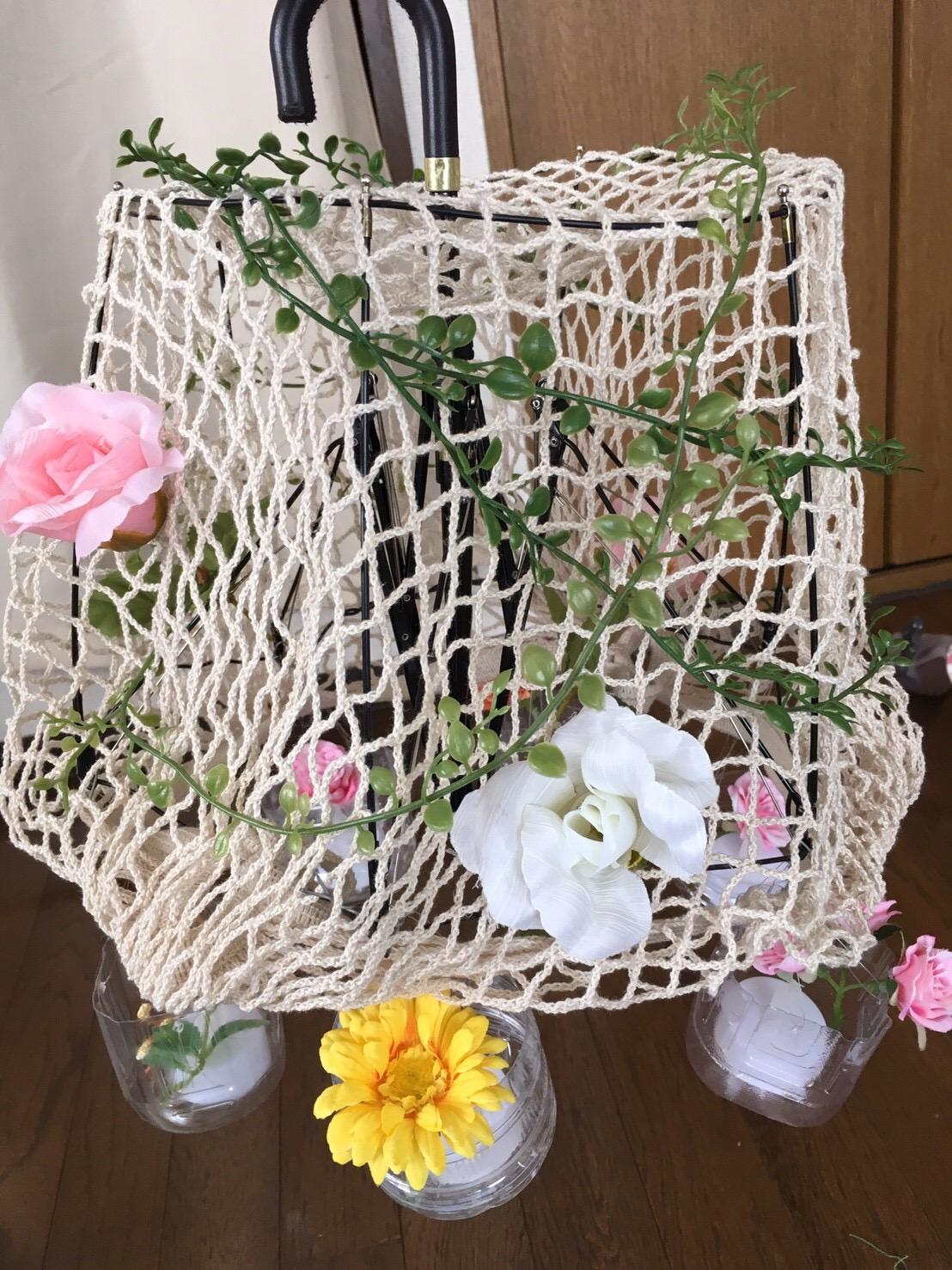 Picture of 100yen-shop's Flower Lamp
