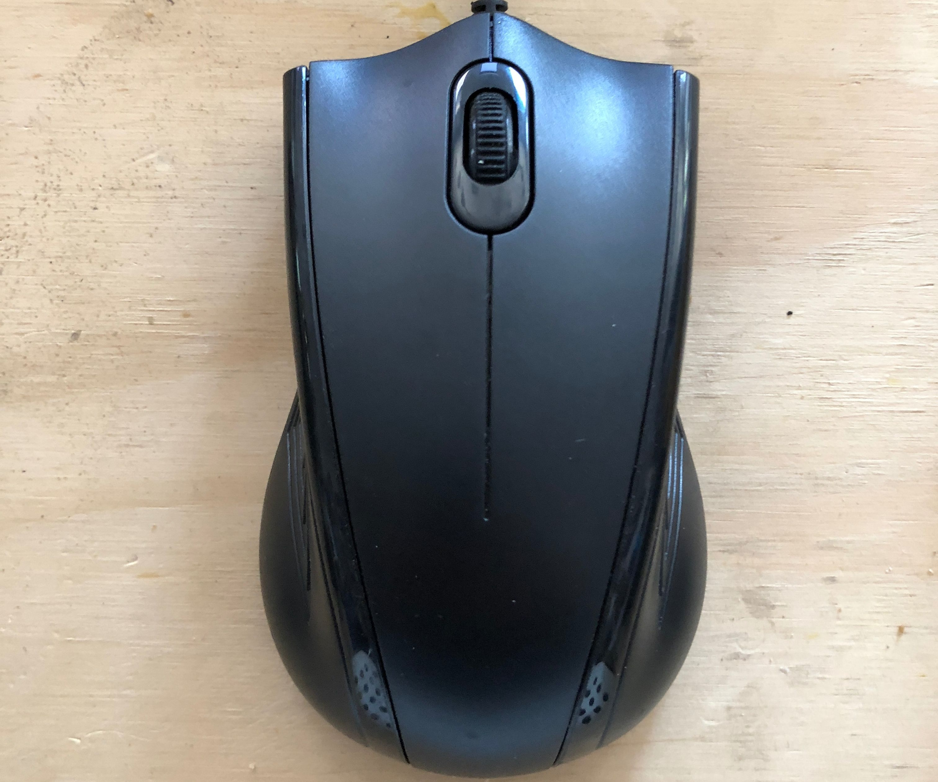Make Your Mouse Scroll Wheel Move Like Butter: 6 Steps