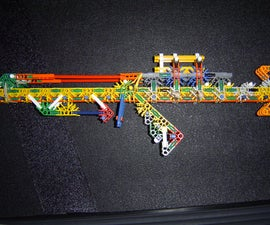 knex assualt rifle