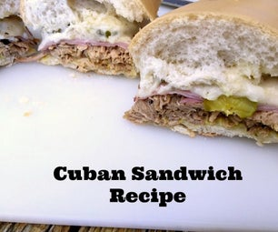 Ultimate Grilled Cuban Sandwich