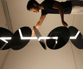 Beam: a kinetic sculpture