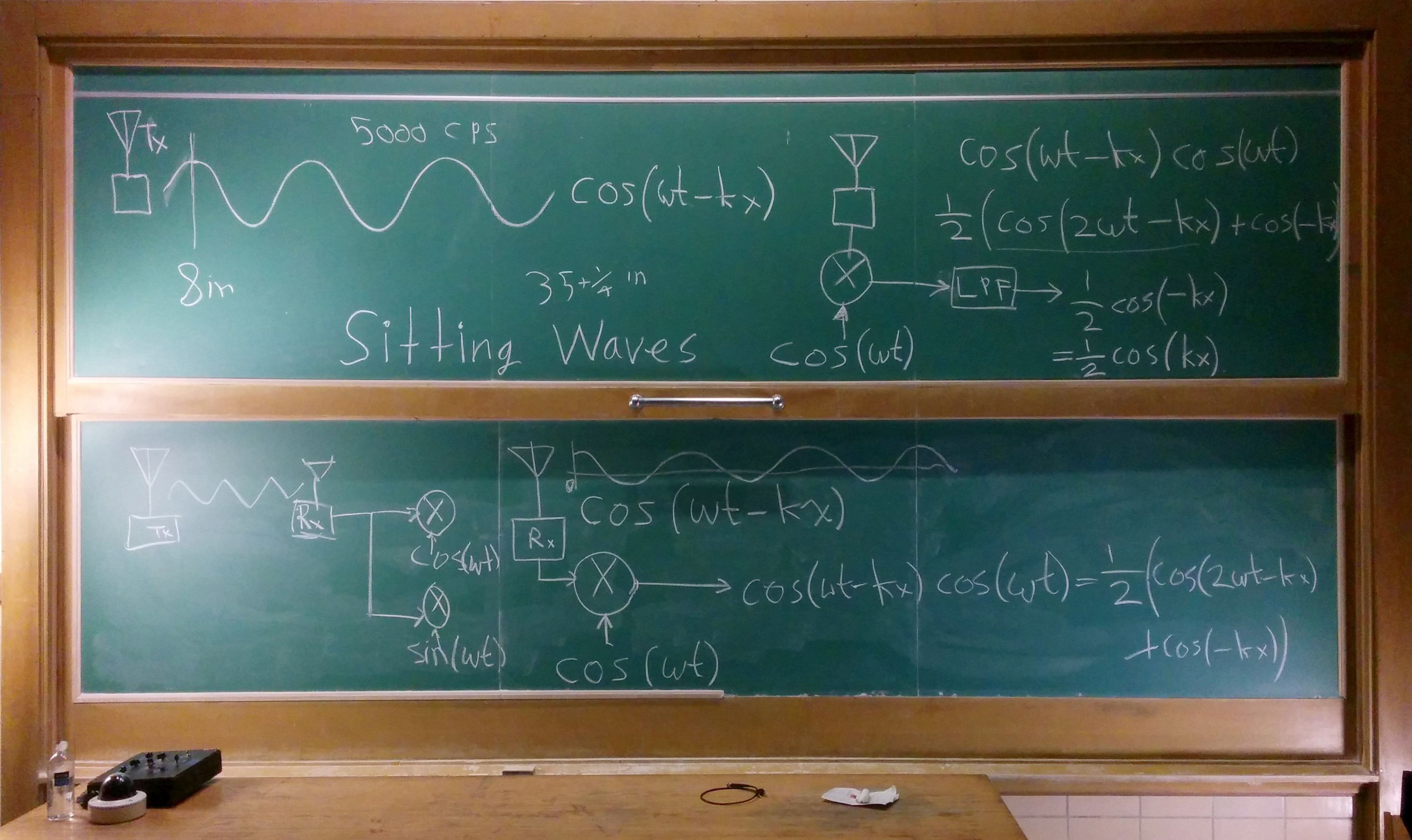 """Picture of Measure the Speed of Sound (or Speed of Light, or Speed of Gravitational Waves, Etc.), and Make the Waves """"sit"""" Still"""