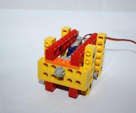 Servo SG90 With Unmodified Lego V2