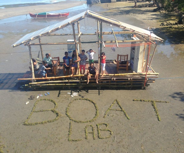 Bamboo BOAT Lab