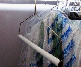 Make a Special Clothes Hanger