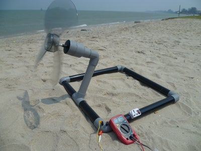 Beach Camp Turbine