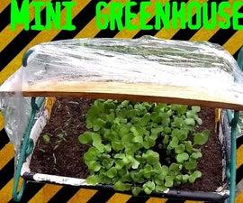 Make a Mini Greenhouse in 2min
