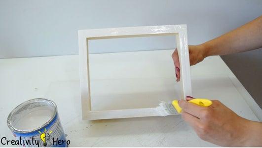 Paint the Light Box.