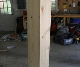 Hammock Shed (aka Outdoor Storage Box)