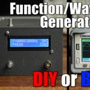 DIY Function/Waveform Generator