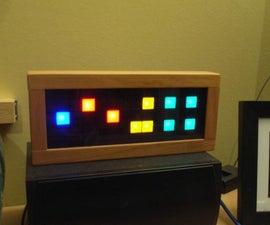 DIY TiX Clock