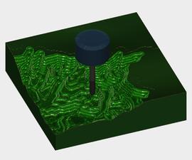How to Make a 3D CNC CAM Setup