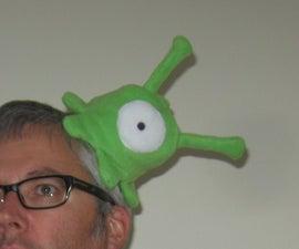 Brain Slug!  Sew With Pattern