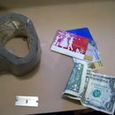 The Extremely Easy And Fast Ductape Wallet!