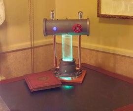 Tube Sound Light Converter