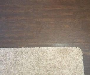 Paper Bag Flooring That Looks Like Wood