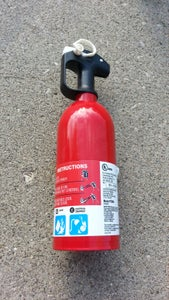 Decision Time: What Type/size of Extinguisher Do I Need and Where Should I Put It?
