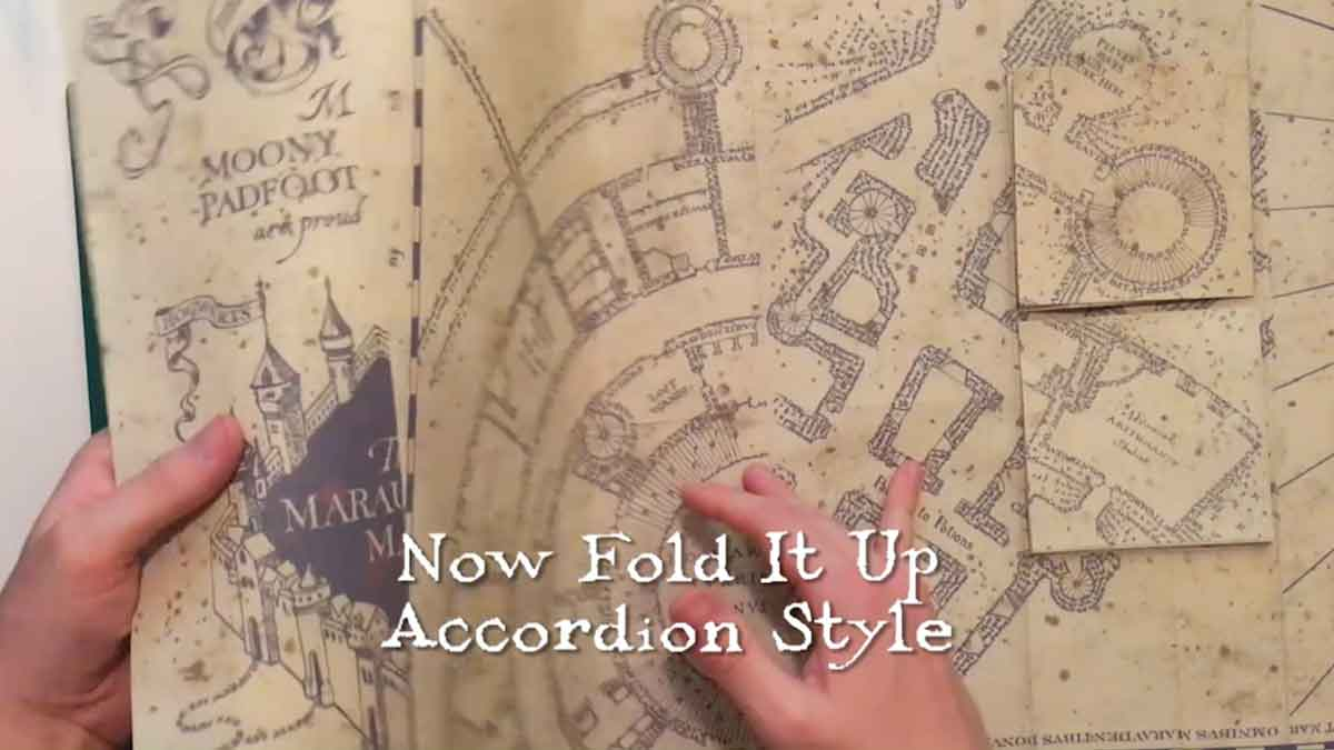 Picture of Fold the Map