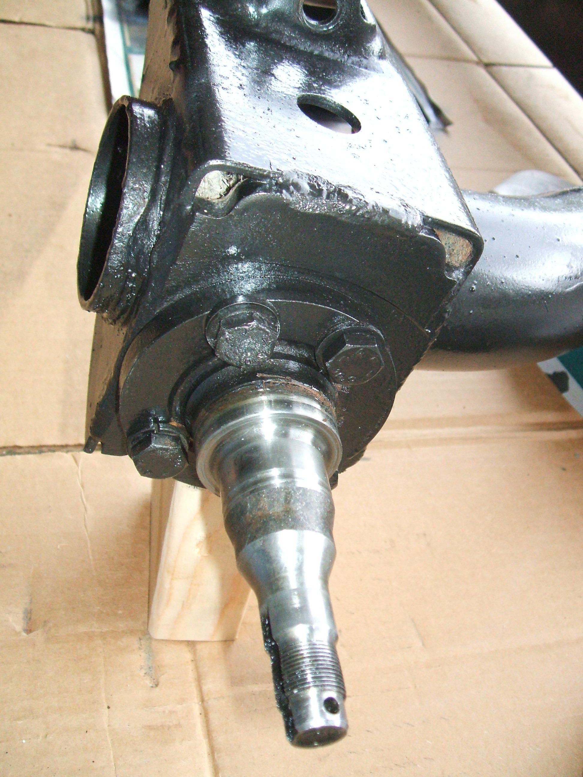 Picture of Refurbish Axle