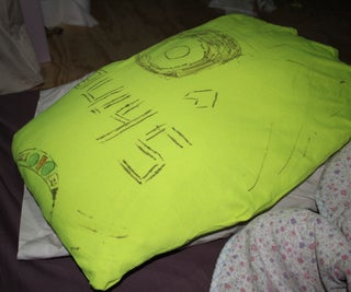 Baggy Shirt to Pillowcase