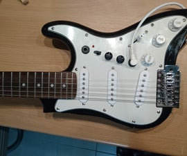 Journeycaster Travel Guitar