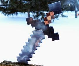 Minecraft Sword Letter Opener