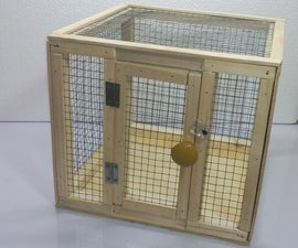 How to Make a Diy Cage
