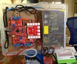 CNC Machine Control Upgrade on a Budget