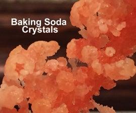 Baking Soda Crystals