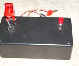 Simple Firework Detonator
