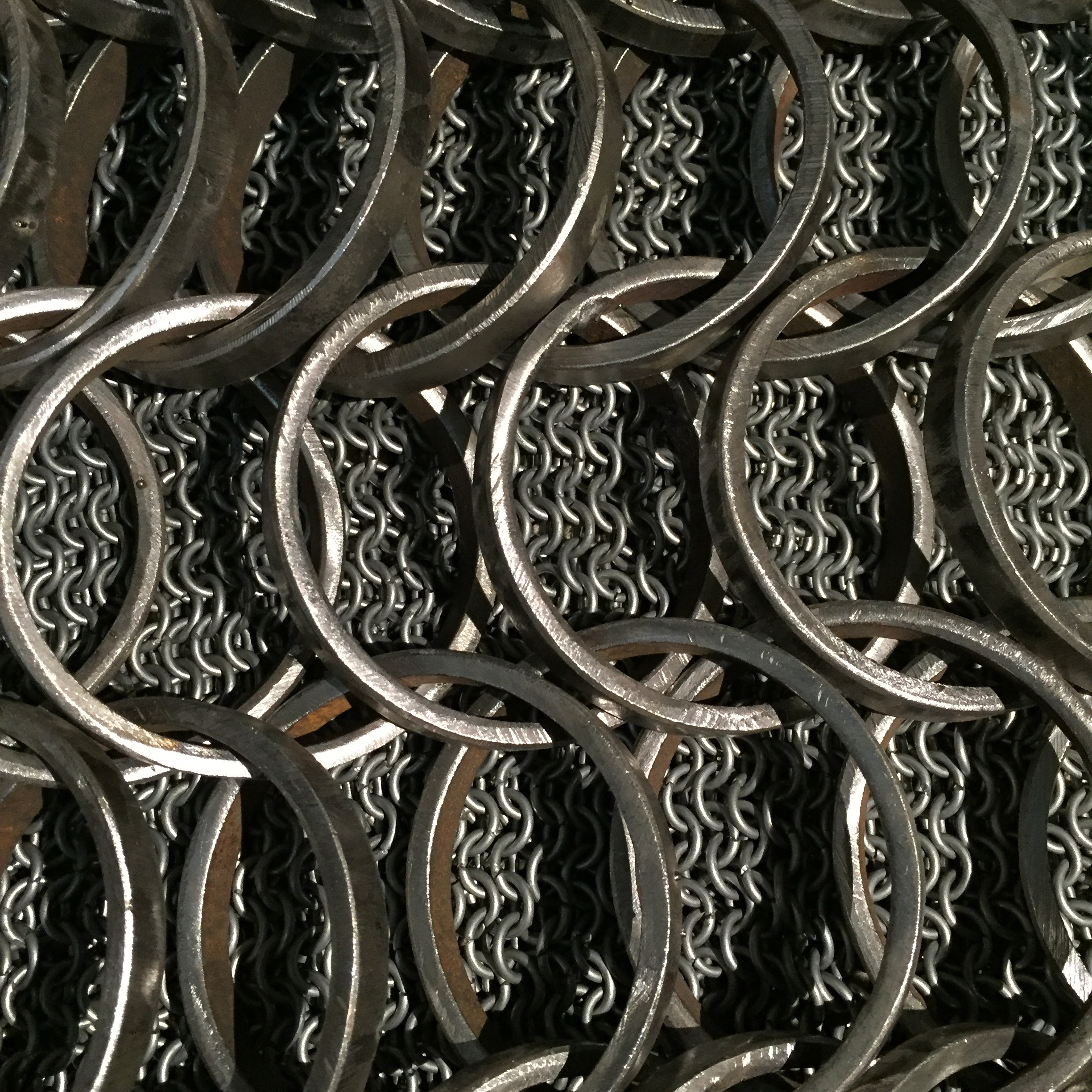 Picture of Giant Chainmaille