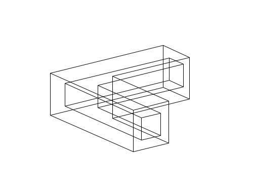 Picture of Connectors in Vectorworks