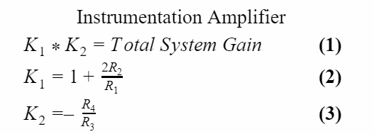 Design and Construct the Instrumentation Amplifier