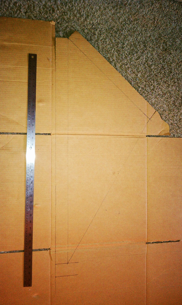 Picture of Cutting Out the Fabric