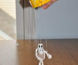 Dry Bones Marionette