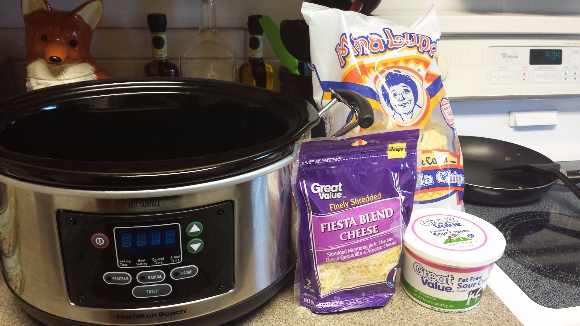Picture of Gather the Ingredients & Cookware