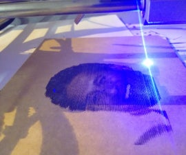 ChalKaat (augmented reality based laser cutter)