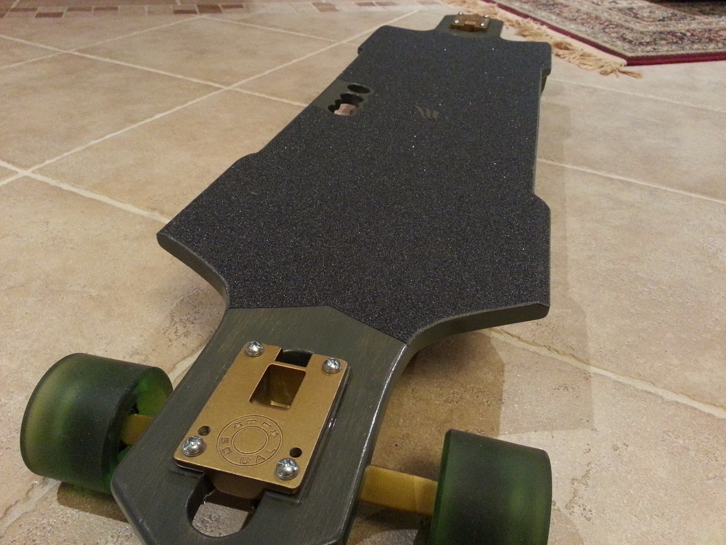 Picture of Homemade Longboard