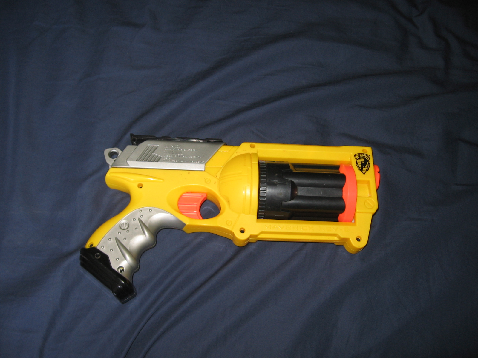 Picture of Nerf Guns!