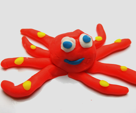 ►►►►►PLAY DOH OCTOPUS◄◄◄◄◄